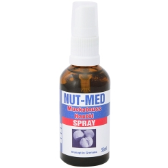 Nut-Med Muskatnuss Hautöl Spray