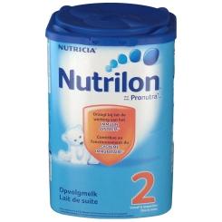 Nutrilon 2+ Pronutra