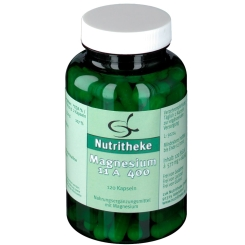 Nutritheke Magnesium 11A 400