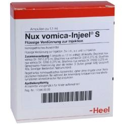 Nux vomica-Injeel S® Ampullen