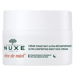 NUXE Rêve de Miel® Crème Visage Ultra Réconfortante Nuit