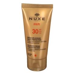 NUXE Sun Crème Visage LSF 30