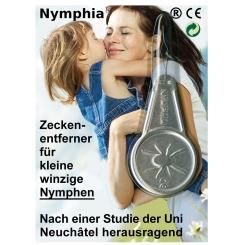 Nymphia® Zeckenentferner