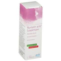 Nystatin acis® Suspension