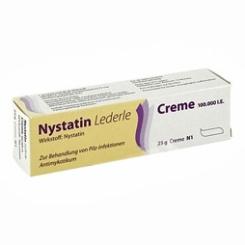 Nystatin® Lederle Creme