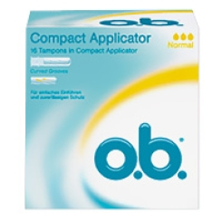 o.b.® Compact Applicator Normal