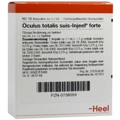 Oculus totalis suis-Injeel® forte Ampullen