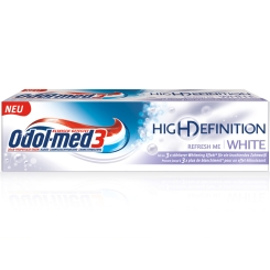 Odol-med3 High Definition White Sanfte Minze