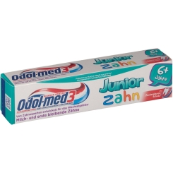 Odol-med3® Junior Zahncreme