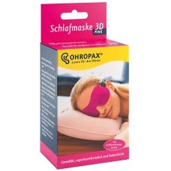 OHROPAX® Schlafmaske 3D pink