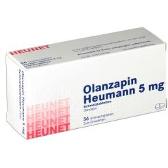 OLANZAPIN HEU 5 SMT NET