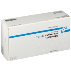 OLANZAPIN-NEURAX 10 MG