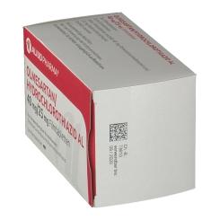 OLMESARTAN/Hydrochlorothiazid AL 40 mg/25 mg FTA