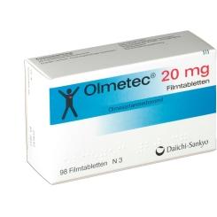 Olmetec 20 mg Filmtabl.
