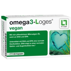 omega3-Loges® vegan