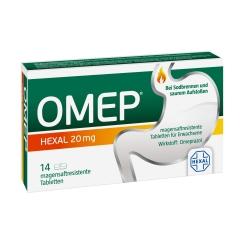 OMEP® HEXAL 20 mg