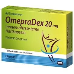 OmepraDex 20 mg