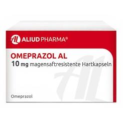 OMEPRAZOL AL 10 mg