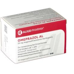 OMEPRAZOL AL 20 mg