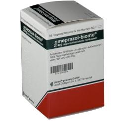 OMEPRAZOL BIOMO 20MG
