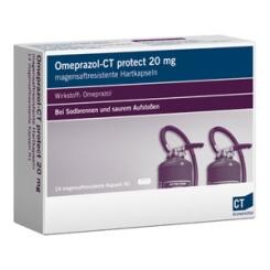Omeprazol-CT protect 20 mg Hartkapseln