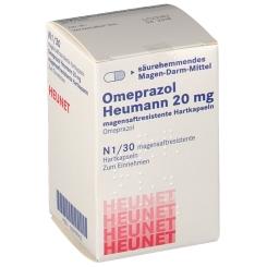 OMEPRAZOL Heumann 20 mg