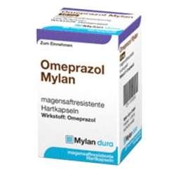 Omeprazol Mylan 10 mg Hartkapseln