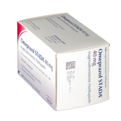 Omeprazol Stada 40 mg Kapseln magensaftr.