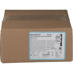 Omniflush® 10 ml in 10 ml Spritze