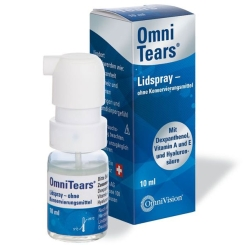 OmniTears® Lidspray