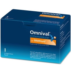 Omnival® orthomolekular 2OH immun® 30TP Kapseln