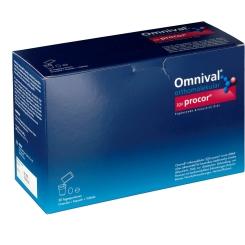Omnival® orthomolekular 2OH procor® 30 TP Granulat + Kapseln + Tablette