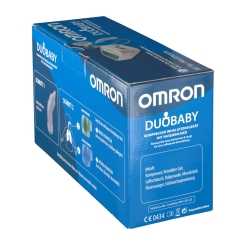 OMRON DuoBaby 2-in-1 Kompressor-Inhalationsgerät