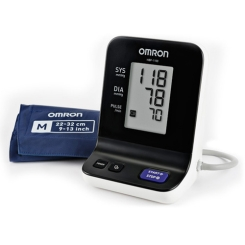 OMRON HBP 1100 Oberarm Blutdruckmessung