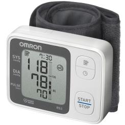OMRON RS3 Handgelenk-Blutdruckmessgerät