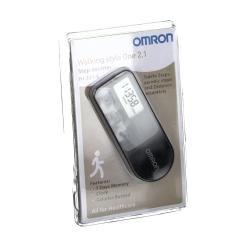 OMRON Walking style One 2.1 Schrittzähler schwarz