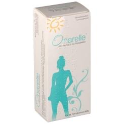 ONARELLE 0,03 mg/0,125 mg Filmtabletten
