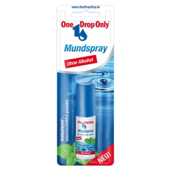 One Drop Only® Mundspray
