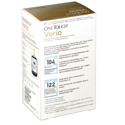 OneTouch® Verio® Set mg/dL