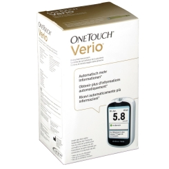 OneTouch® Verio® Set mmol/L