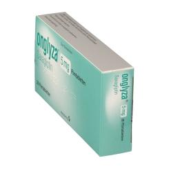 ONGLYZA 5 mg Filmtabletten