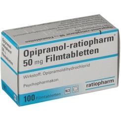 OPIPRAMOL ratiopharm 50 mg