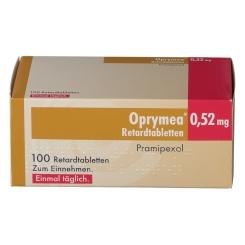 OPRYMEA 0,52 mg Retardtabletten