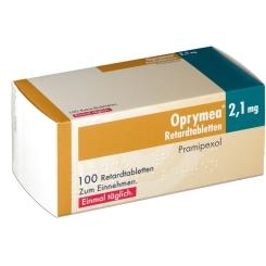 OPRYMEA 2,1 mg Retardtabletten