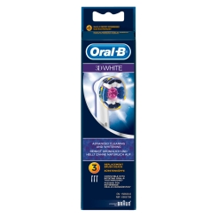 Oral-B Aufsteckbürsten 3D White 3er