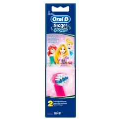 Oral-B® Aufsteckbürsten Stages Power 2er