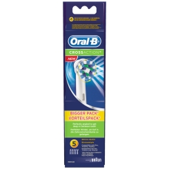 Oral-B® Cross Action Aufsteckbürste 5er