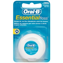Oral-B® Essentialfloss ungewachst 50m