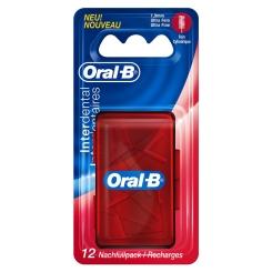 Oral-B® Interdentalbürsten Nachfüllpack Ultra Fein 1,9 mm