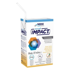 Oral IMPACT® Drink Vanille